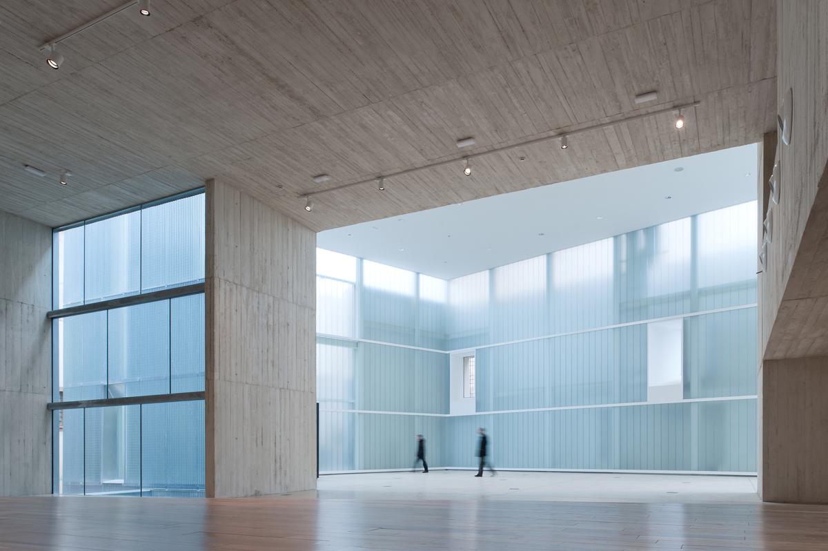 Museu da Semana Santa / EXIT Architects, © FG + SG – Fernando Guerra, Sergio Guerra