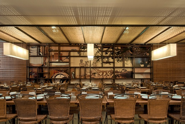 Restaurante Italiano Villa Giannina / David Guerra, © Jomar Bragança