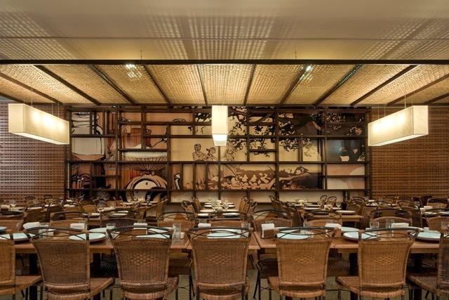 Top Restaurante Italiano Villa Giannina / David Guerra | ArchDaily Brasil SF23