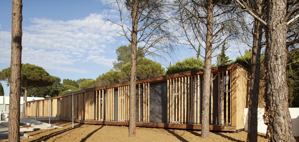 La Grande Motte / N+B Architectes, © Paul Kolowski