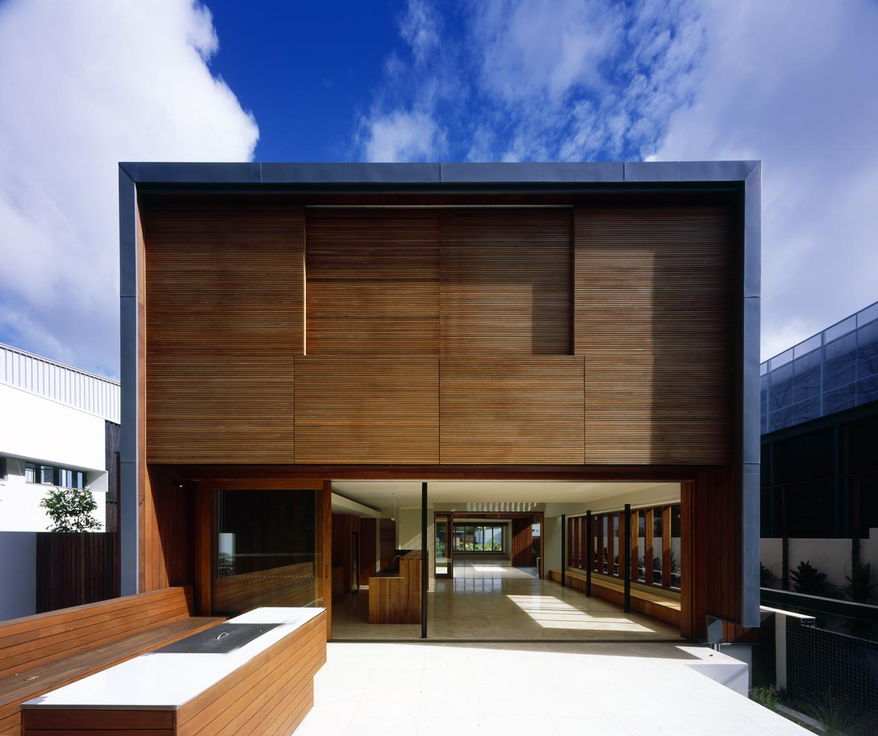 Elysium / Richard Kirk Architect, © Scott Burrows