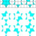 Estudo dos azulejos