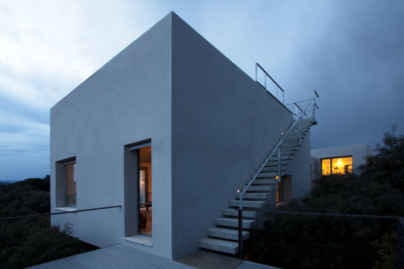 Mar de Azinheiras / Ábaton Arquitectura, © Cortesia de Ábaton Arquitectura