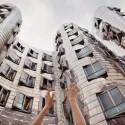 Rheinhafen, Frank Gehry, Düsseldorf / © Anna di Prospero