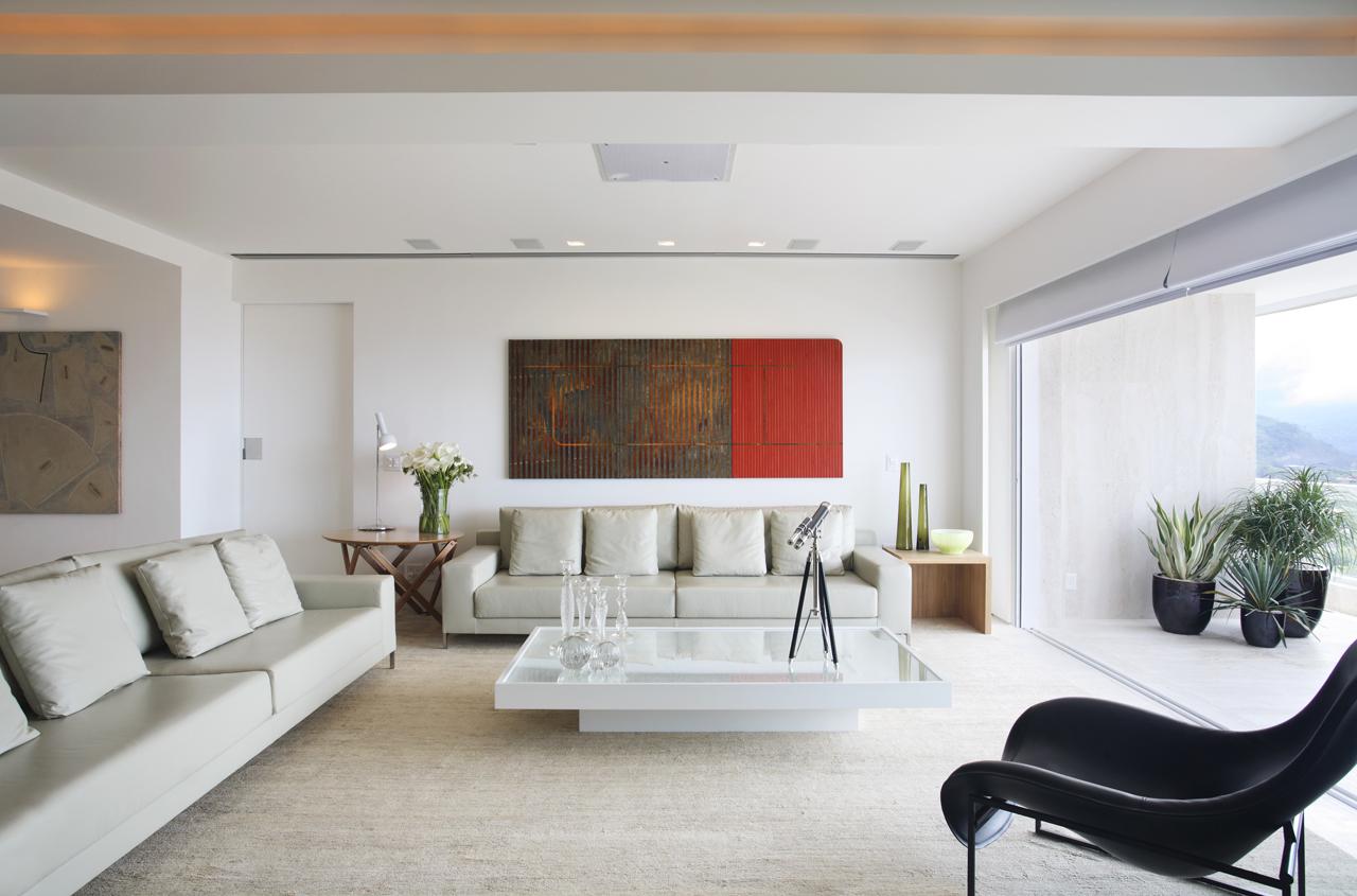 Apartamento Luz / Laclau + Borelli Arquitectos Asociados, © MCA Studio e Luciano Bogado