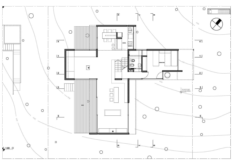 Galeria De Casa Jd Bak Arquitectos 25