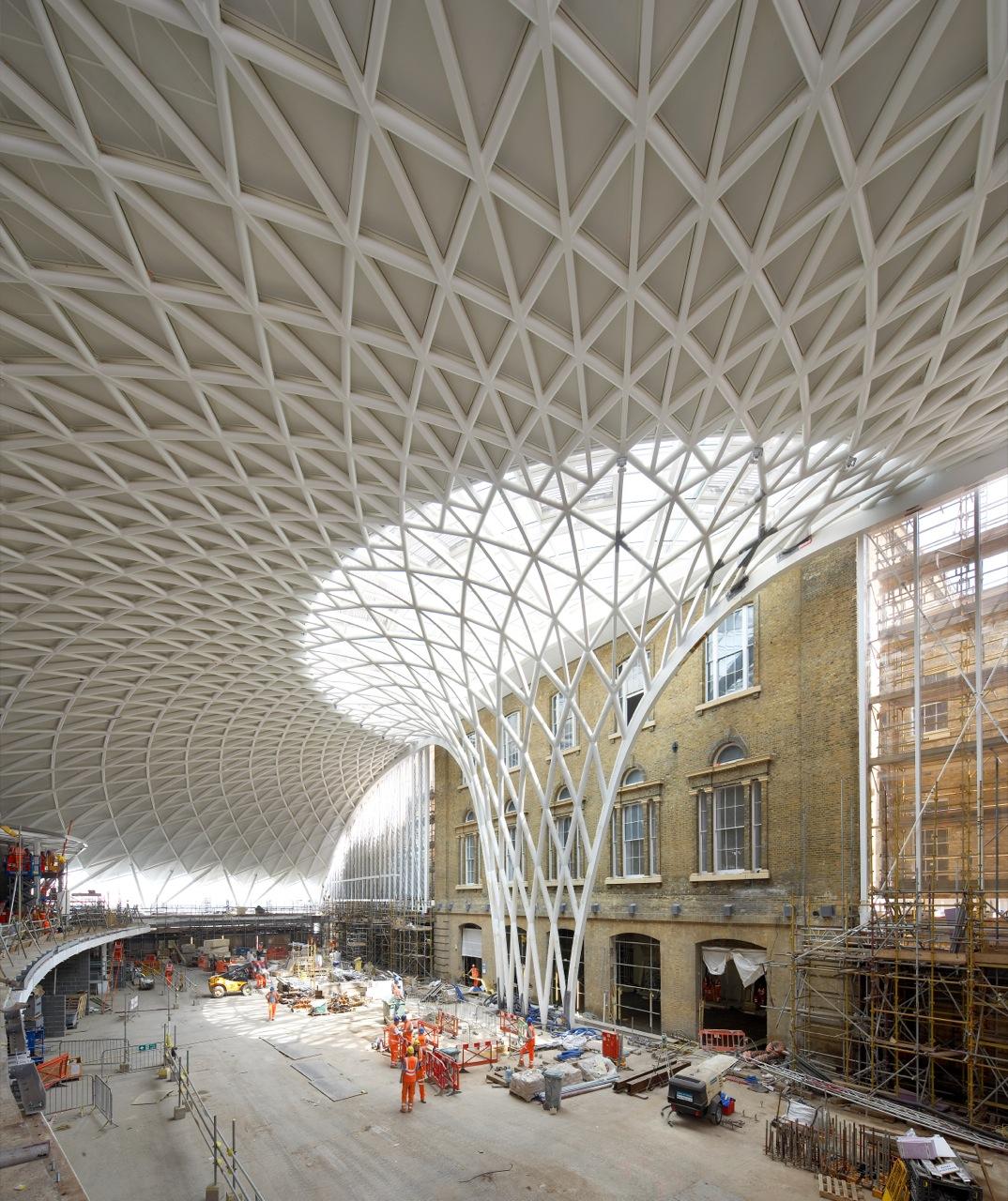 King's Cross Station / John McAslan + Partners, © Hufton Crow