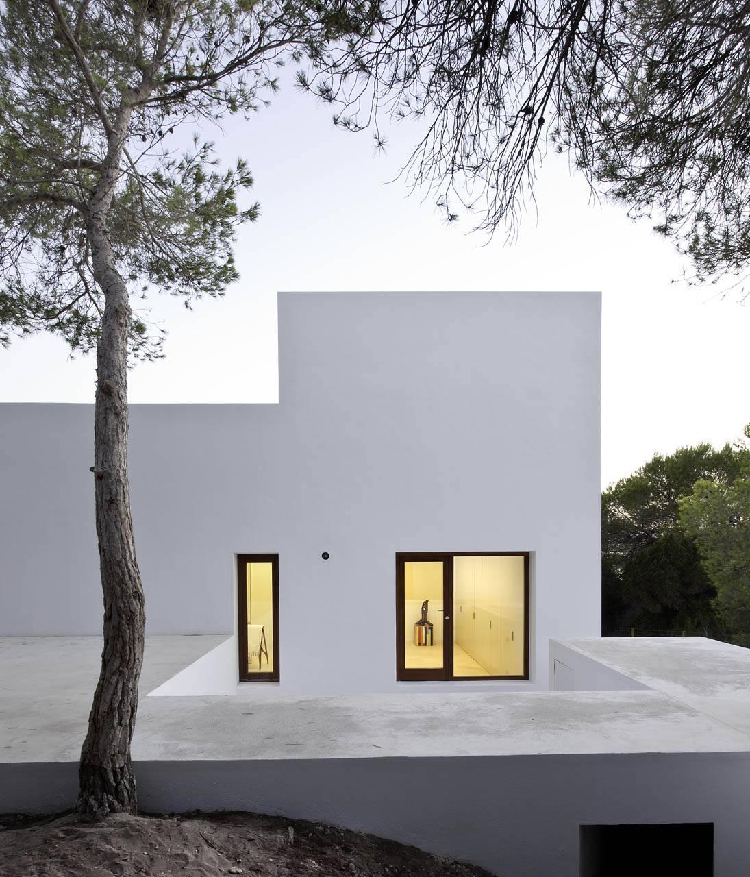 Casa Amalia / Marià Castelló Martínez, © Estudi Epdse