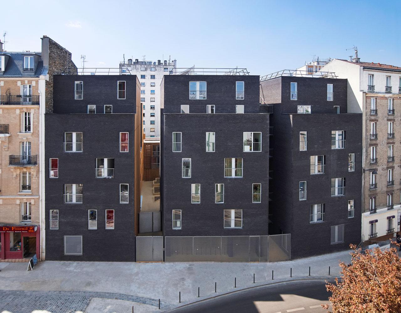 Residencial estudantil em Paris / LAN Architecture, Cortesia de LAN Architecture