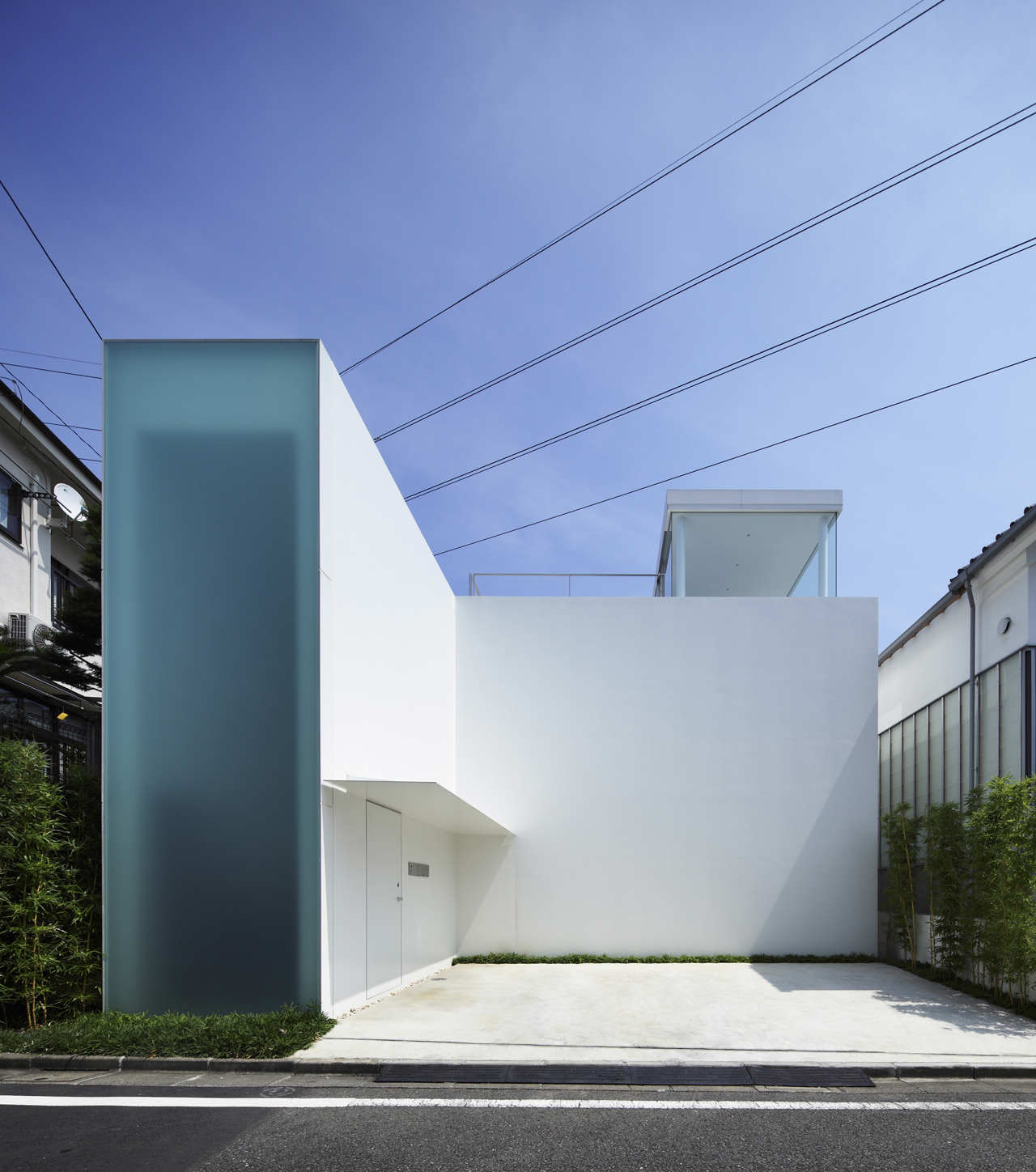 Cube Court House / Shinichi Ogawa & Associates, Cortesia de Shinichi Ogawa & Associates