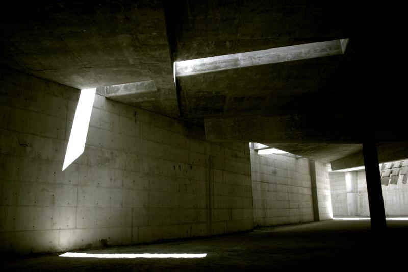 Não te faças ilusões / Josep Quetglas, Enrique Miralles, Cemiterio de Igualada, © flickr Dharmesh