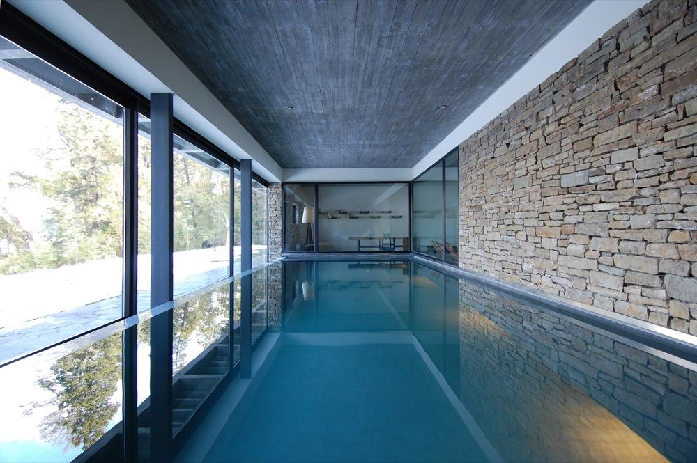 Galeria de casa techos mathias klotz 8 for Techos para apartamentos