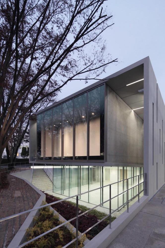 Museu de Arte Mizuta / Studio SUMO, Koichi Torimura
