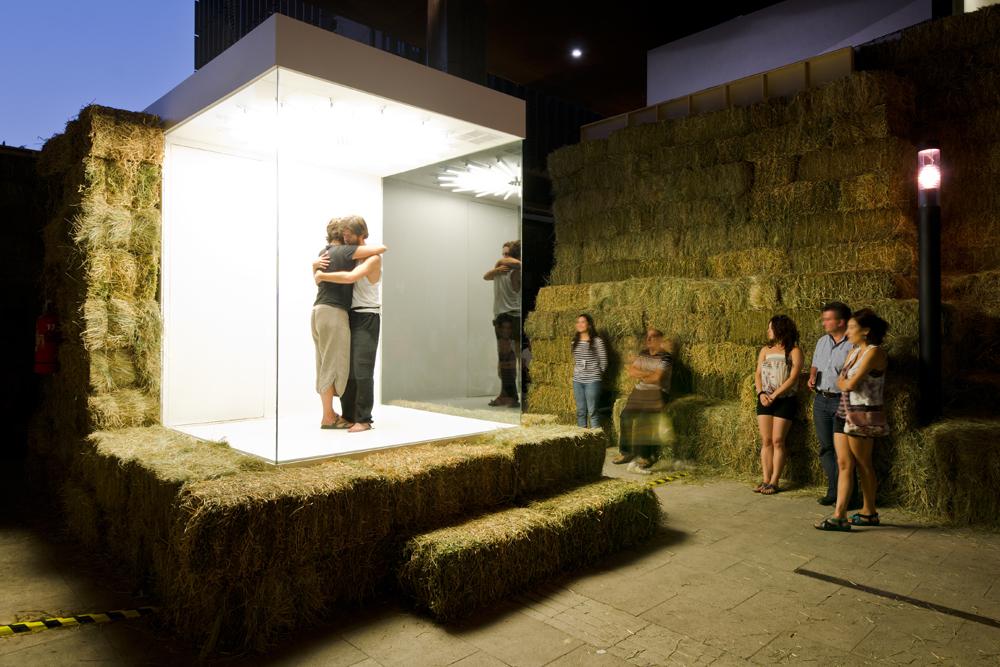 Cenografia e Arquitetura: 'BOXES: Intersecção, Intimidade e Espetáculo' / MESS, © Pablo Blanco Barros