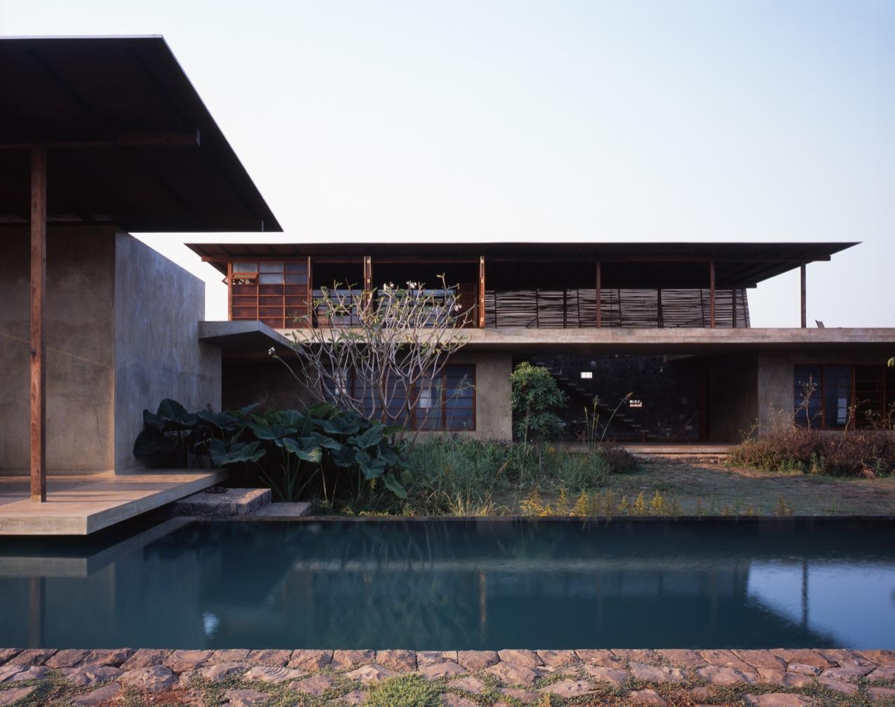 Casa Utsav / Studio Mumbai Architects, Cortesia de Studio Mumbai