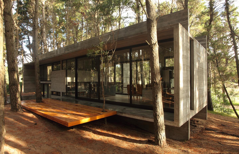 Casa Cher / Bak Arquitectos, © Gustavo Sosa Pinilla