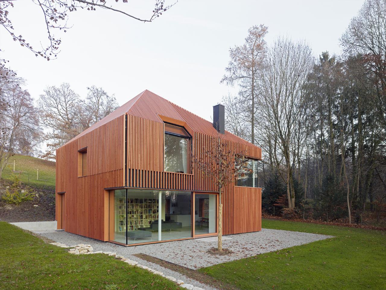 Casa 11 x 11 / Titus Bernhard Architekten, © Titus Bernhard Architekten