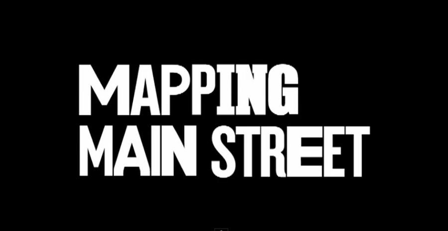 Organização Notável: Mapping Main Street , Imagem Vídeo