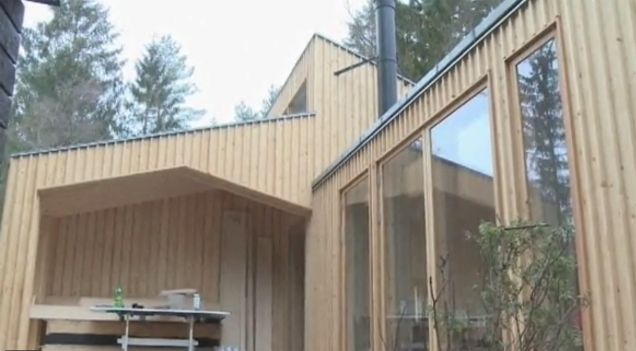 Arquitetura e Tecnologia: Video - 'Printable House' de 1:1 Arkitektur