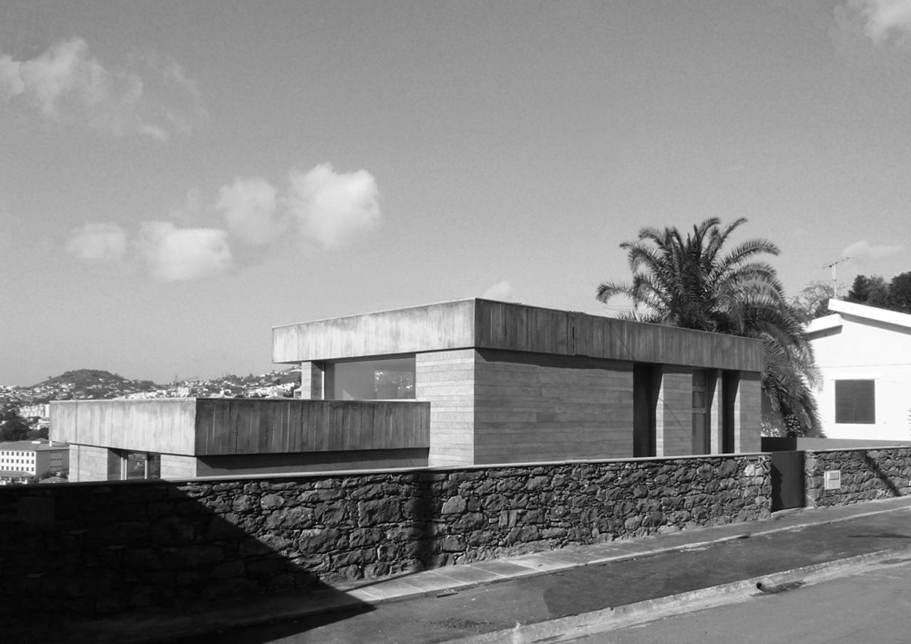 Casa Francisco / MSB arquitectos, Cortesia MSB Arquitectos