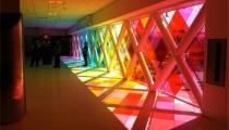Arte e Arquitetura: Jogo de Transparências / Christopher Janney