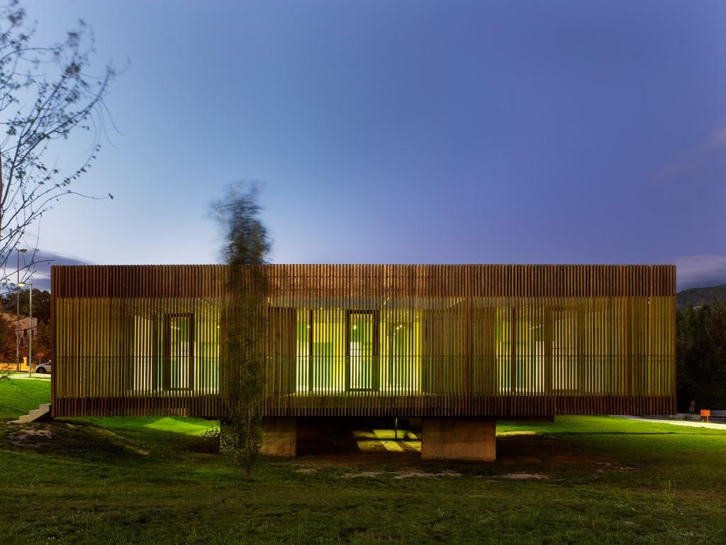 Escola Infantil / abalo alonso arquitectos, © Santos Diez