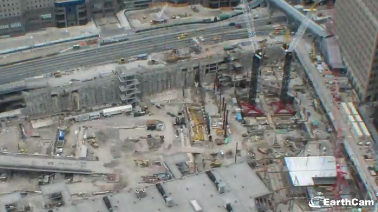 Vídeo: One World Trade Center 2004-2012, WTC