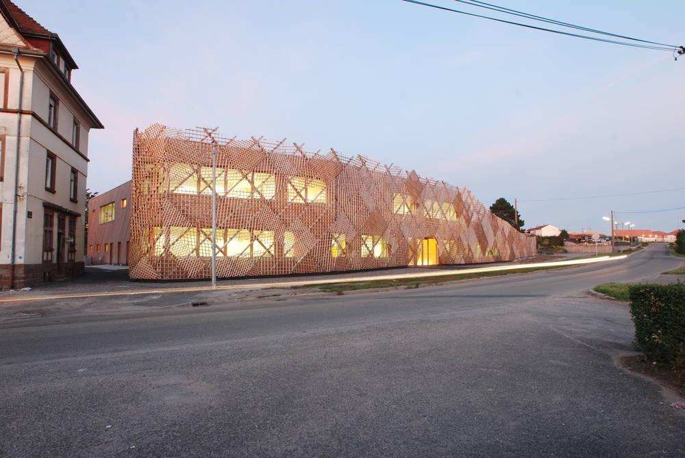 Creche Familiar em Drulingen / Fluor Architecture, ©  Fluor Architecture