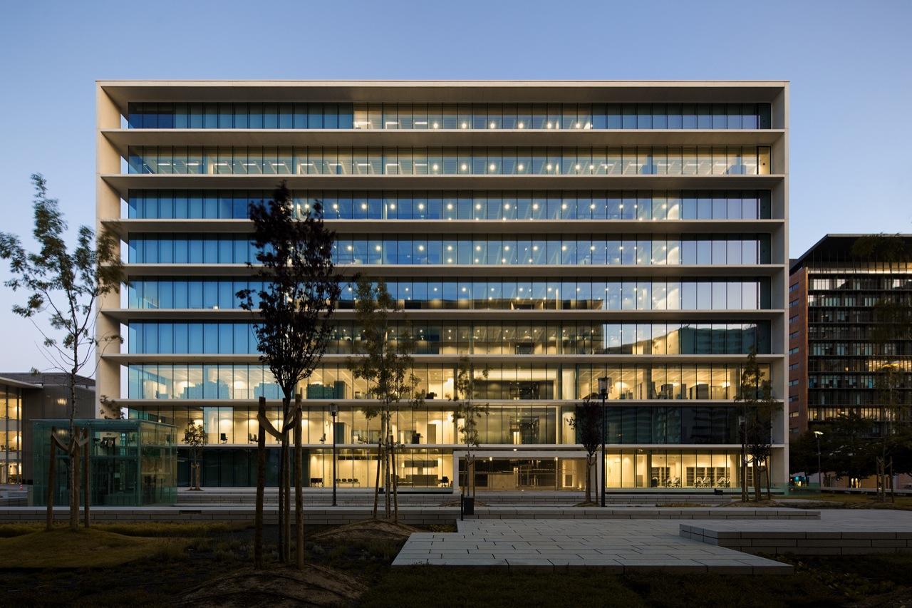 Cidade Judiciária Parcela Sul / Frederico Valsassina Arquitectos, © FG+SG Fotografia de Arquitectura