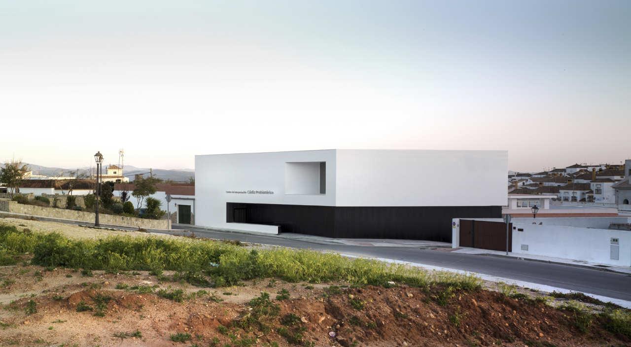 Centro de Interpretação Pré-Histórica em Cádiz / Estudio Arquitectura Hago, © Jesús Granada
