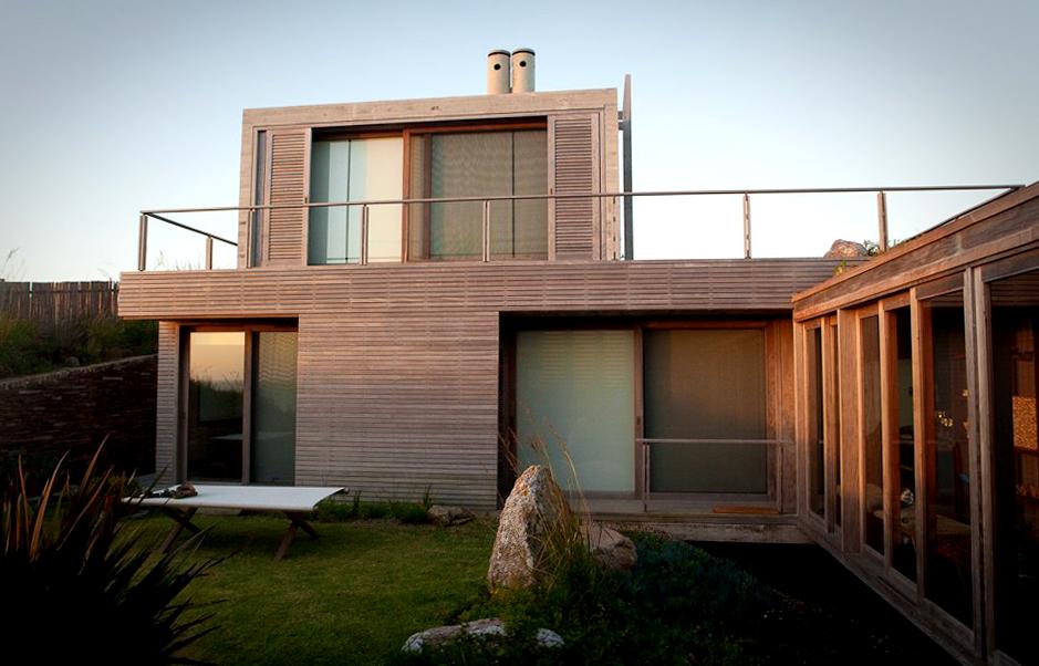 Galeria de casa la roca mathias klotz 1 for Diseno casa en l