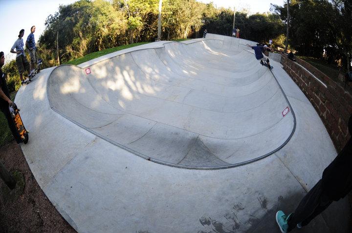 Skatepark Particular em Viamão / SPOT - Skate Parks Otimizados, © Alex Brandão