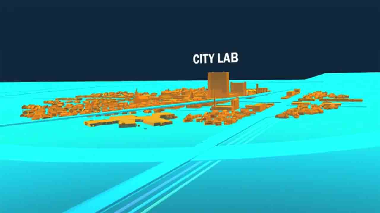 Cidade Fantasma planejada para o Novo México testar novas tecnologias, Divulgação