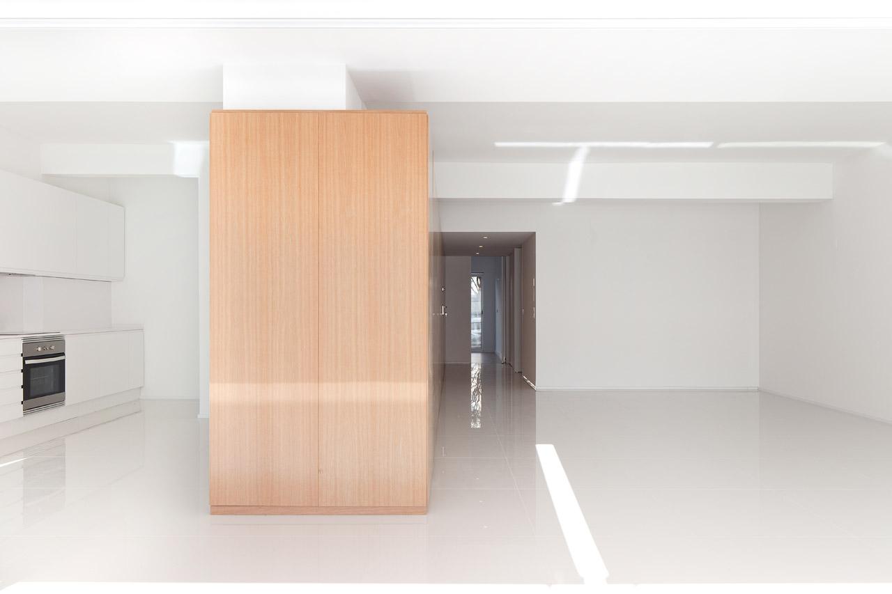 Reabilitação de um apartamento na Av. Santos Dumont / Bruno e Carla Pica, © d10photo | David Pereira