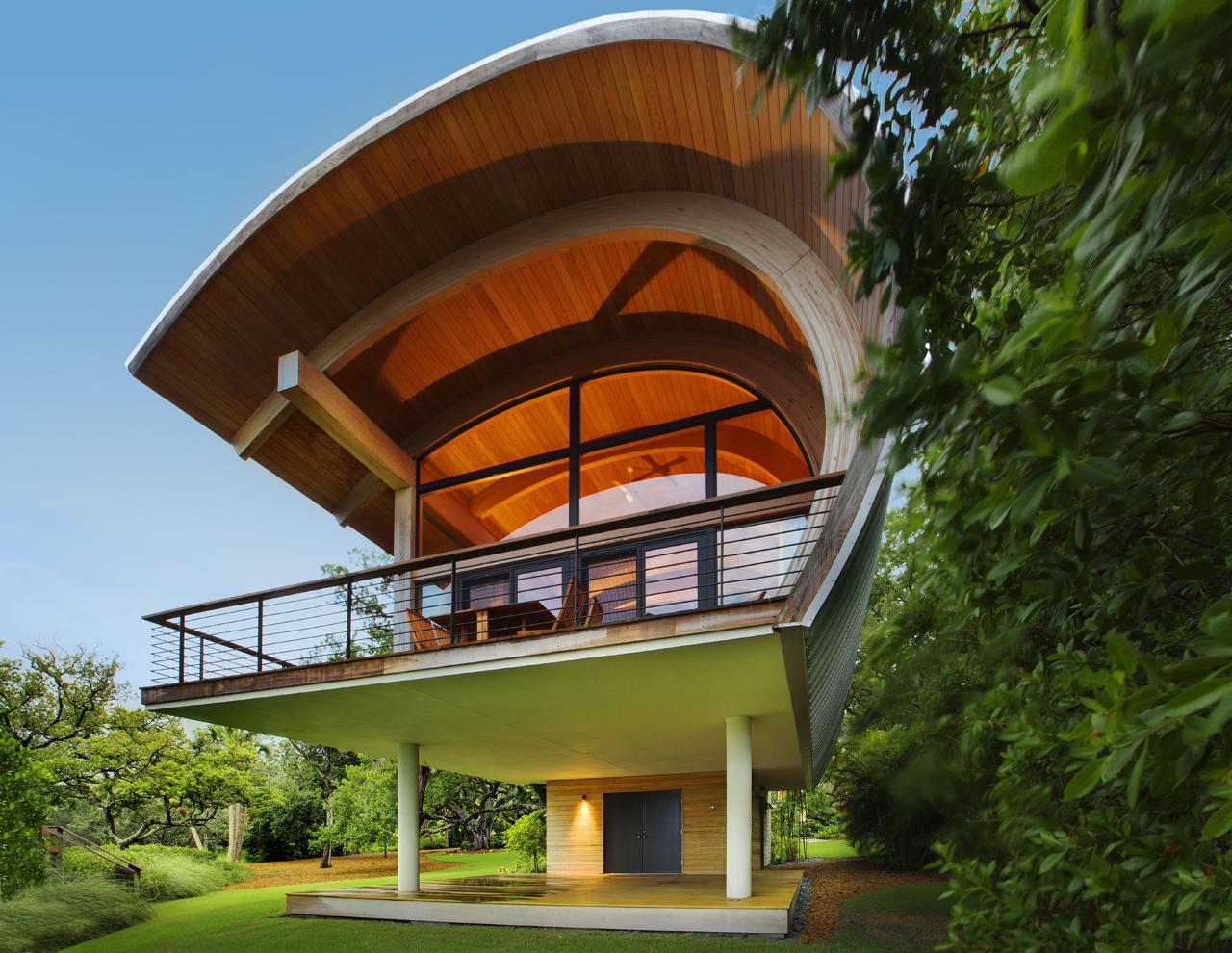 Casa de Convidados / TOTeMS architecture, © William S. Speer