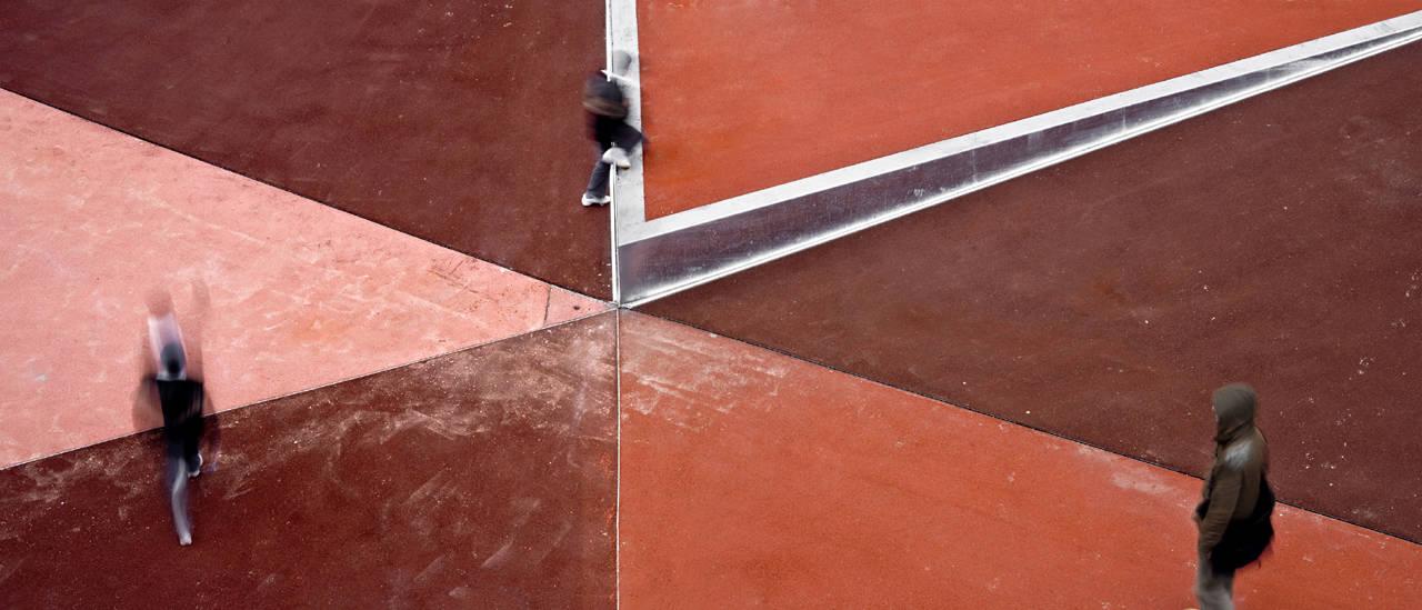 Praça do Mercado La Salut / Vora Arquitectura, © Adrià Goula Sardà