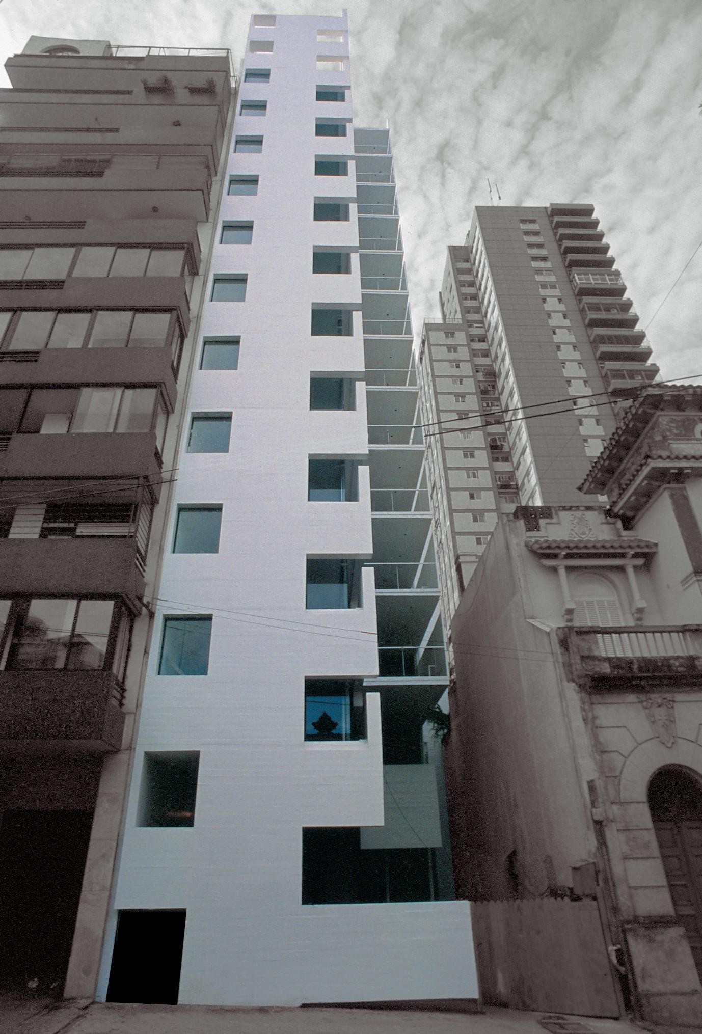 Edifício Altamira / Rafael Iglesia, © Gustavo Frittegotto