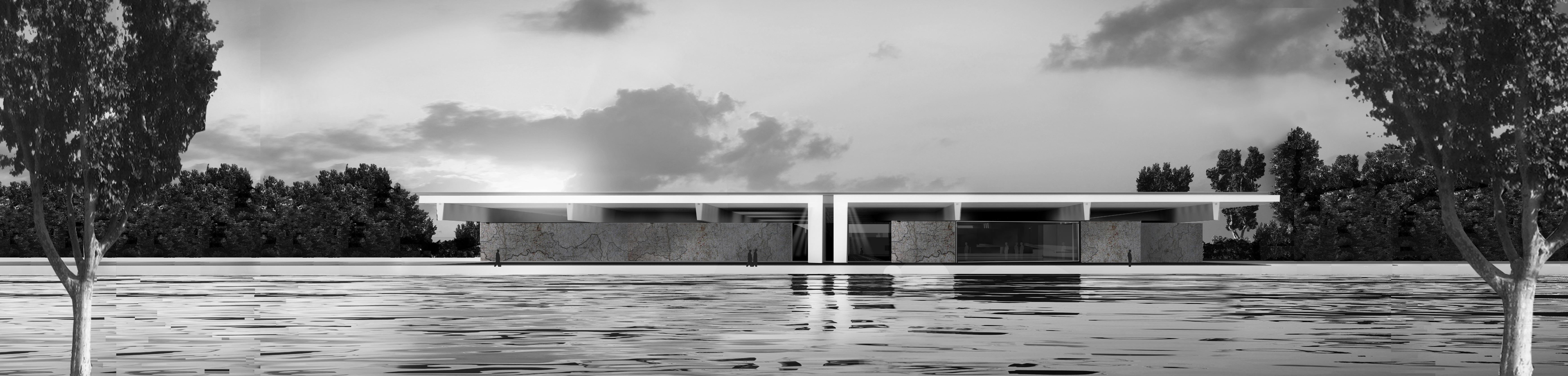Musée de la Romanitée Narbonne / Foster + Partners, © Foster + Partners