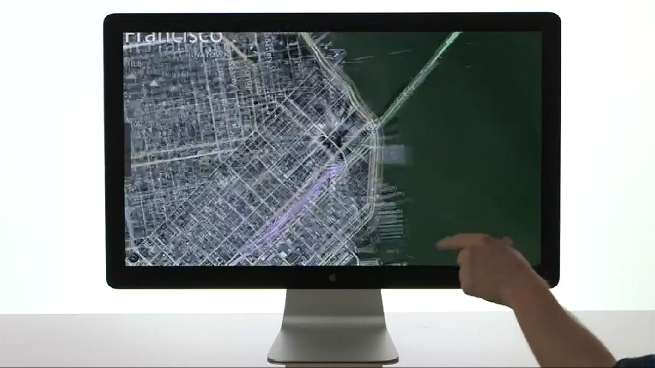 Tecnologia e Arquitetura: Video - The Leap