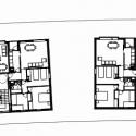 Planta pavimento 1, 2 e 3