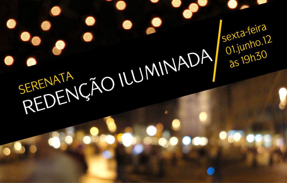 Serenata Redenção Iluminada / Porto Alegre - RS, Divulgação