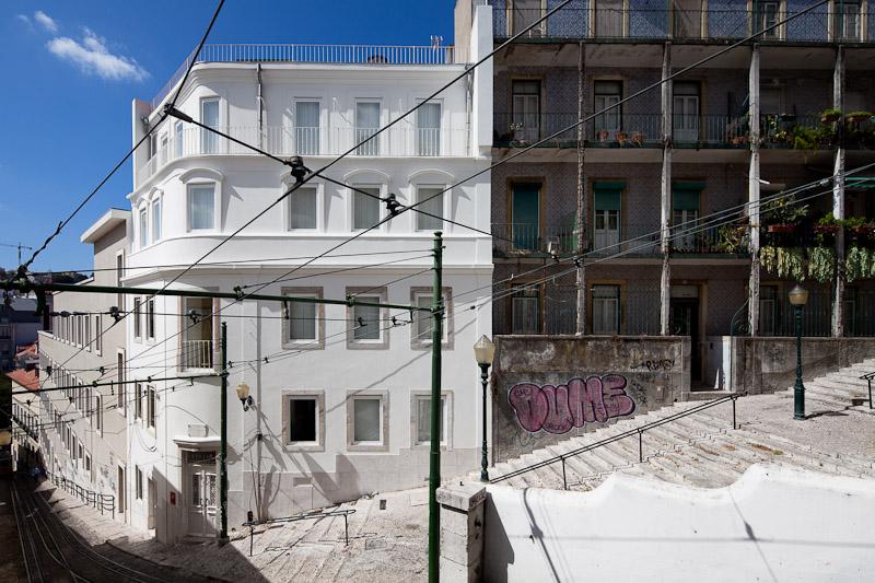 Reforma de Edifício em Calçada do Lavra / Jorge Mealha, © João Morgado