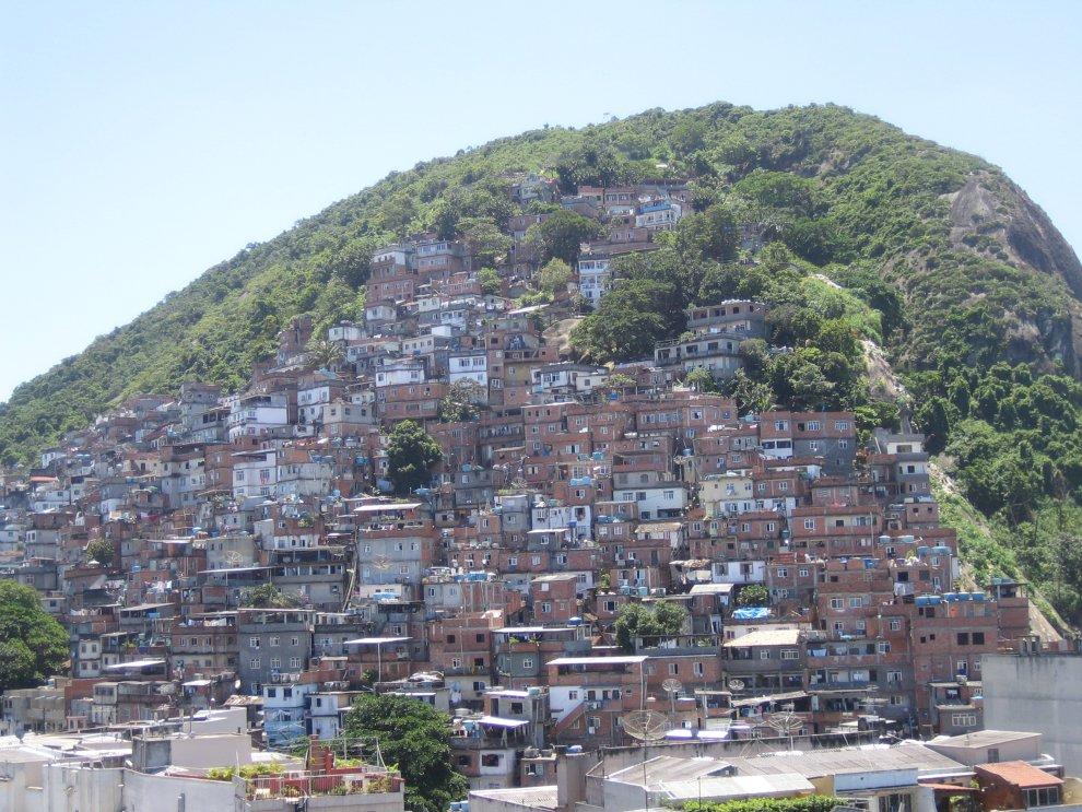 Cinco cidades brasileiras entre as mais desiguais do mundo, Via Assombros Cotidianos