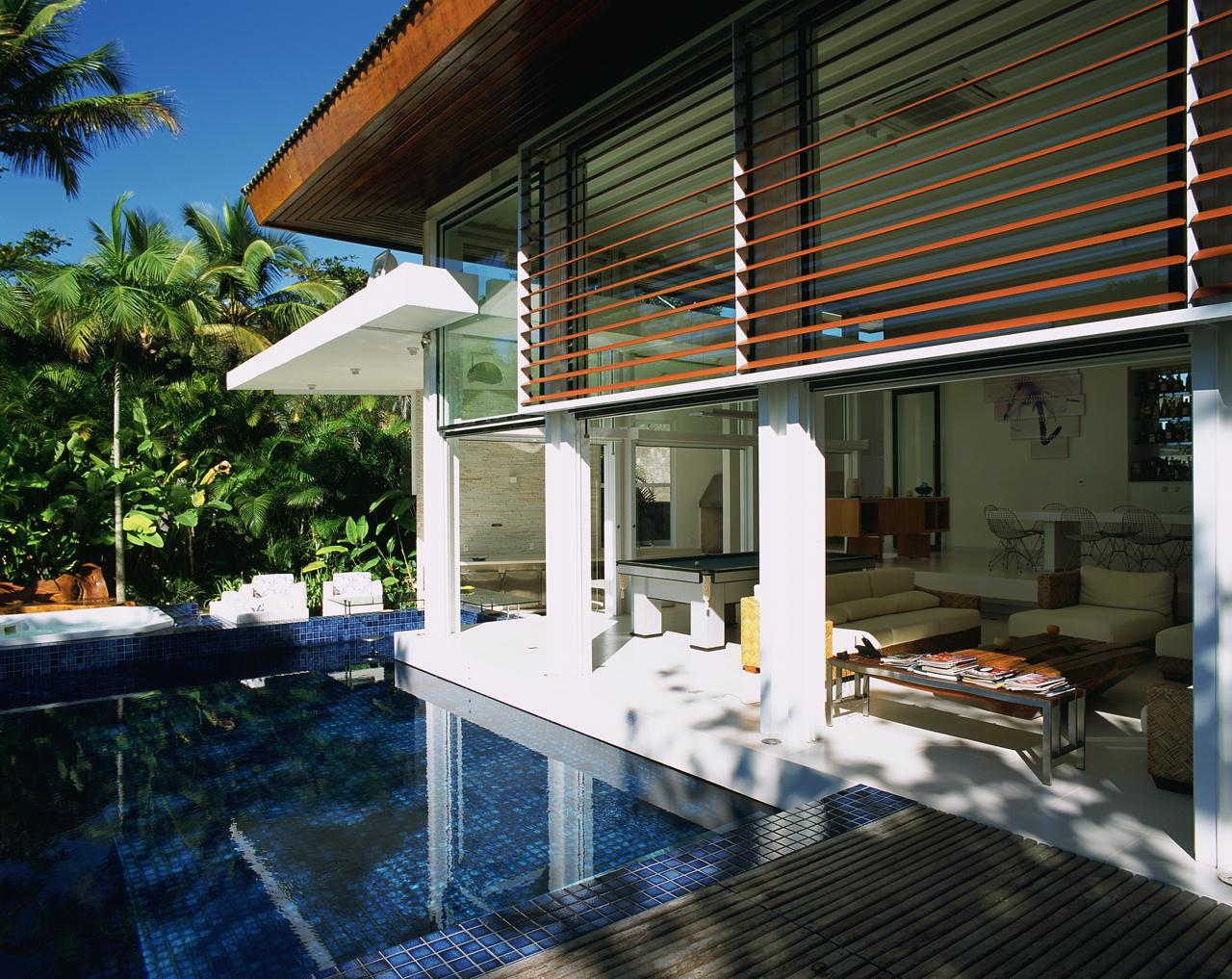 a11bf99321883 Galeria de Casa do Chapéu de Sol   ANDRADE