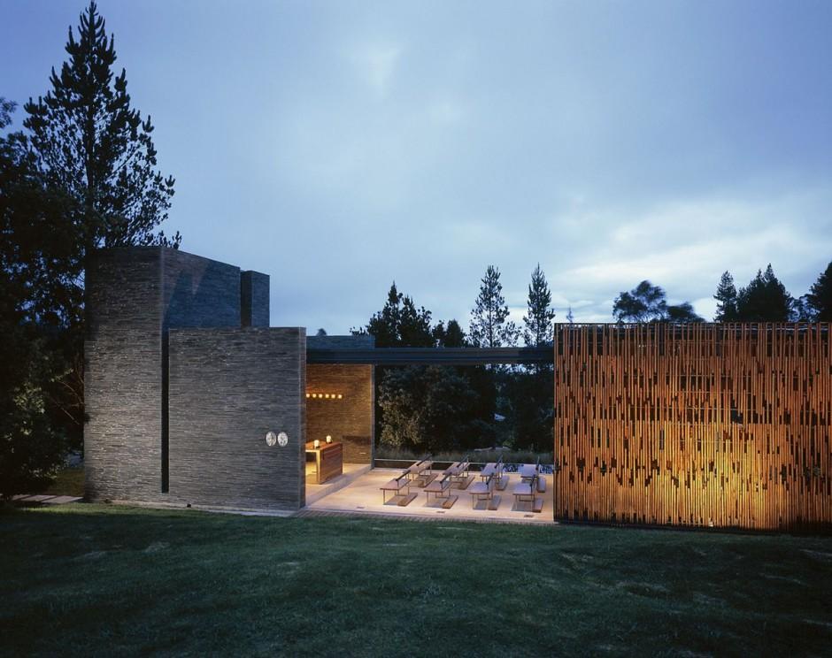 Capela Porciúncula de la Milagrosa / Daniel Bonilla Arquitectos, Via The Contemporist
