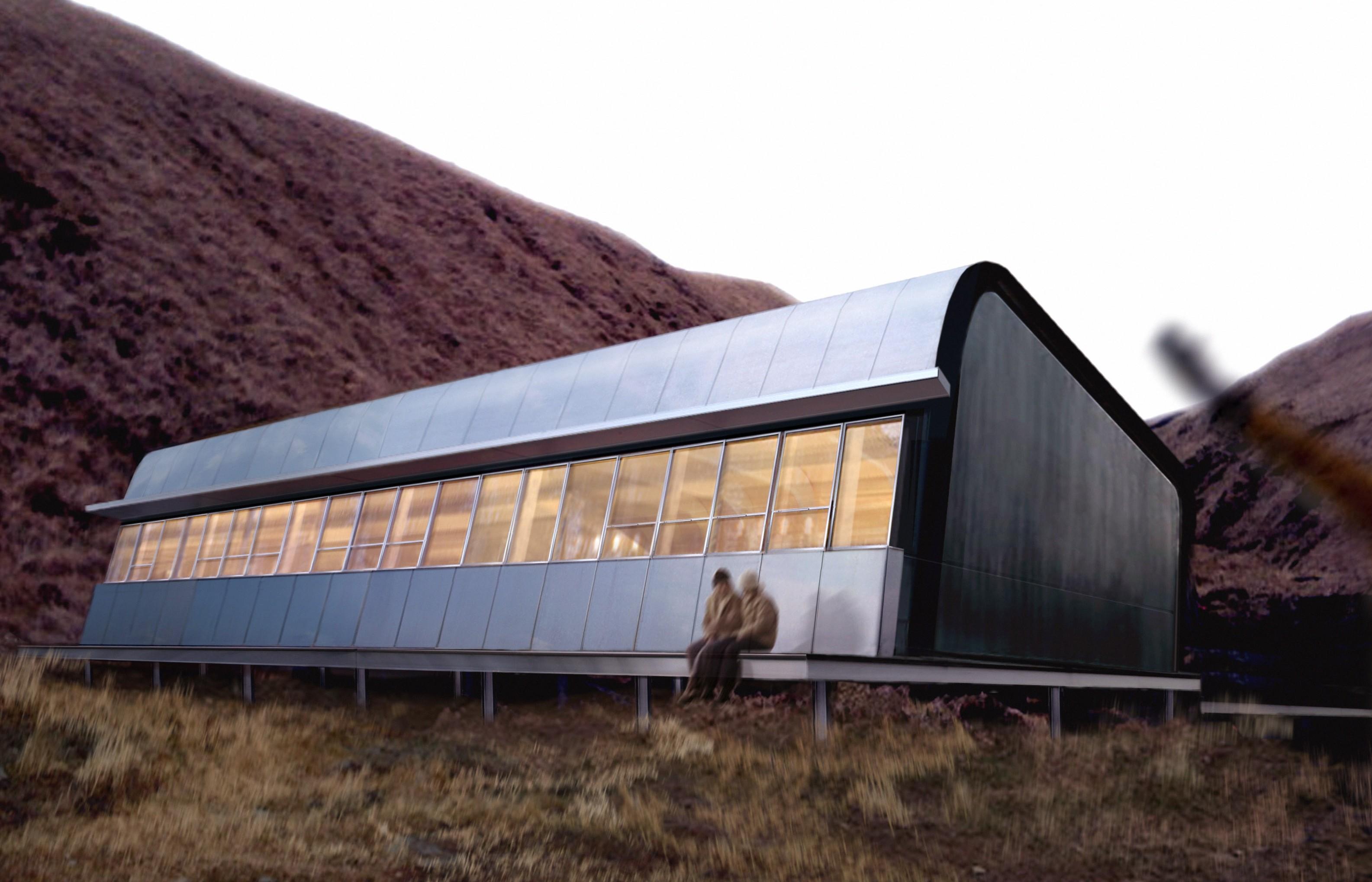 Habitação Experimental na Ilha de Atka / Taller Abierto, Cortesia Taller Abierto