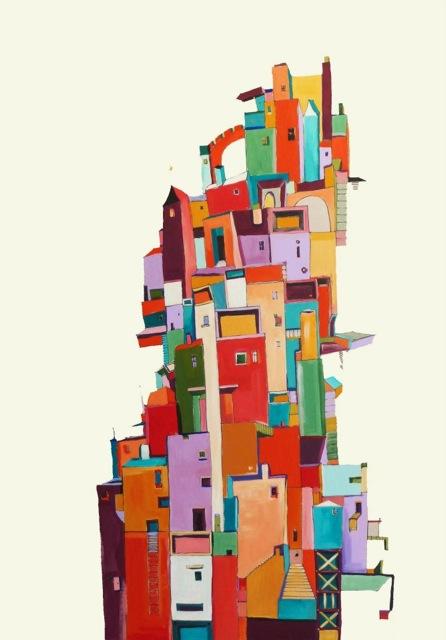 Arte e Arquitetura: Ana Aragão, © Ana Aragão
