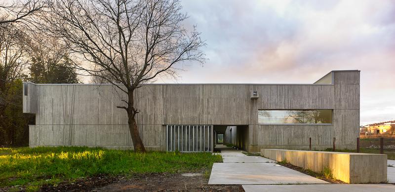 Centro de Saúde / abalo alonso arquitectos, © Santos-Díez