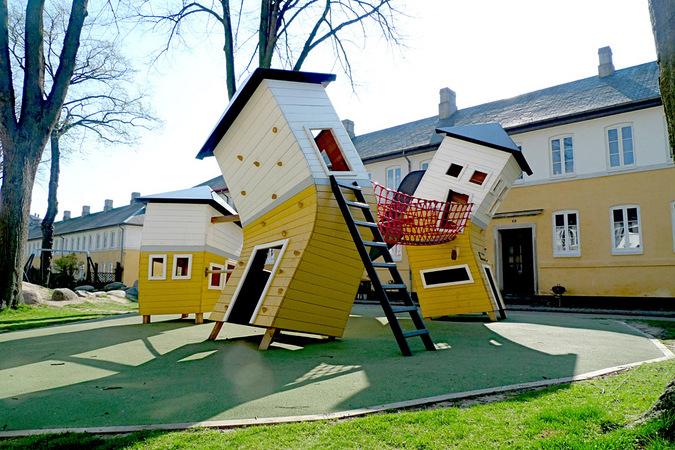 Arte e Arquitetura: Arquitetura para a diversão, © Monstrum