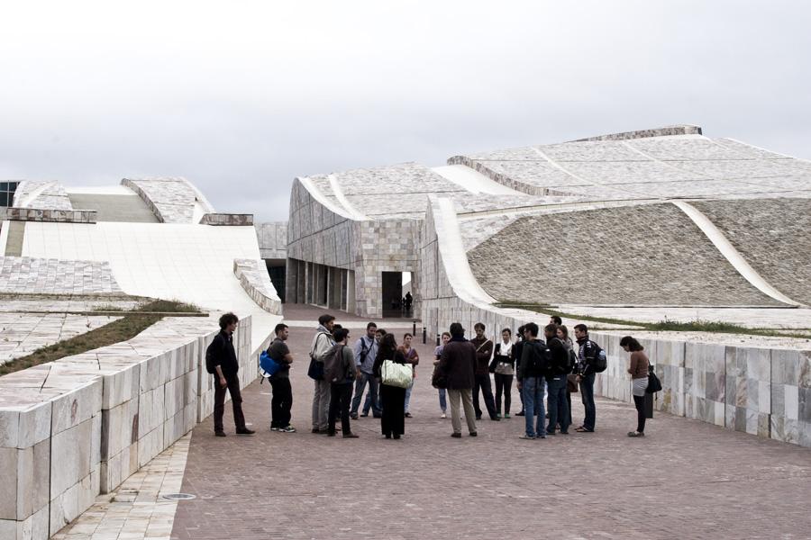 Programa de Verão 2012 / Instituto Compostela Arquitectura, summer Program 2012 / Instituto Compostela Arquitectura